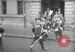 Image of Japanese marines occupy International Settlement in Shanghai Shanghai China, 1941, second 38 stock footage video 65675031300