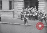 Image of Japanese marines occupy International Settlement in Shanghai Shanghai China, 1941, second 40 stock footage video 65675031300