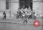Image of Japanese marines occupy International Settlement in Shanghai Shanghai China, 1941, second 41 stock footage video 65675031300