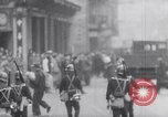 Image of Japanese marines occupy International Settlement in Shanghai Shanghai China, 1941, second 42 stock footage video 65675031300