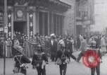 Image of Japanese marines occupy International Settlement in Shanghai Shanghai China, 1941, second 45 stock footage video 65675031300