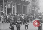 Image of Japanese marines occupy International Settlement in Shanghai Shanghai China, 1941, second 46 stock footage video 65675031300