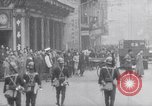 Image of Japanese marines occupy International Settlement in Shanghai Shanghai China, 1941, second 48 stock footage video 65675031300