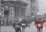 Image of Japanese marines occupy International Settlement in Shanghai Shanghai China, 1941, second 52 stock footage video 65675031300