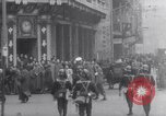 Image of Japanese marines occupy International Settlement in Shanghai Shanghai China, 1941, second 54 stock footage video 65675031300