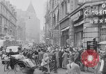 Image of Japanese marines occupy International Settlement in Shanghai Shanghai China, 1941, second 55 stock footage video 65675031300