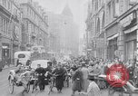 Image of Japanese marines occupy International Settlement in Shanghai Shanghai China, 1941, second 56 stock footage video 65675031300