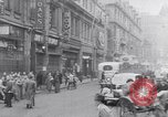 Image of Japanese marines occupy International Settlement in Shanghai Shanghai China, 1941, second 57 stock footage video 65675031300