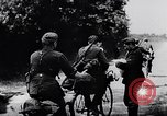 Image of German troops France, 1944, second 33 stock footage video 65675031305