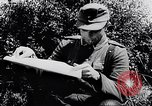 Image of German troops France, 1944, second 34 stock footage video 65675031305