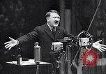 Image of Adolf Hitler Speaking Germany, 1933, second 7 stock footage video 65675031310