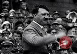 Image of Adolf Hitler Speaking Germany, 1933, second 9 stock footage video 65675031310