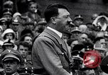Image of Adolf Hitler Speaking Germany, 1933, second 10 stock footage video 65675031310