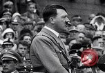 Image of Adolf Hitler Speaking Germany, 1933, second 11 stock footage video 65675031310