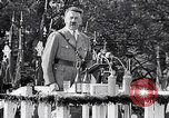 Image of Adolf Hitler Speaking Germany, 1933, second 18 stock footage video 65675031310
