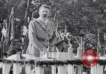 Image of Adolf Hitler Speaking Germany, 1933, second 38 stock footage video 65675031310