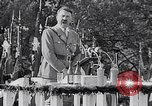 Image of Adolf Hitler Speaking Germany, 1933, second 41 stock footage video 65675031310
