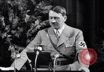 Image of Adolf Hitler Speaking Germany, 1933, second 47 stock footage video 65675031310