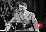 Image of Adolf Hitler Speaking Germany, 1933, second 48 stock footage video 65675031310