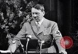 Image of Adolf Hitler Speaking Germany, 1933, second 49 stock footage video 65675031310