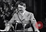 Image of Adolf Hitler Speaking Germany, 1933, second 50 stock footage video 65675031310