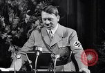 Image of Adolf Hitler Speaking Germany, 1933, second 51 stock footage video 65675031310