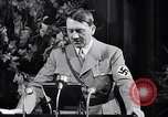 Image of Adolf Hitler Speaking Germany, 1933, second 52 stock footage video 65675031310