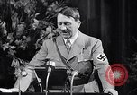 Image of Adolf Hitler Speaking Germany, 1933, second 53 stock footage video 65675031310