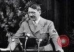 Image of Adolf Hitler Speaking Germany, 1933, second 54 stock footage video 65675031310