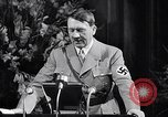 Image of Adolf Hitler Speaking Germany, 1933, second 55 stock footage video 65675031310