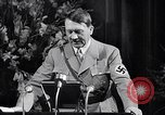 Image of Adolf Hitler Speaking Germany, 1933, second 56 stock footage video 65675031310