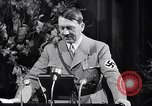 Image of Adolf Hitler Speaking Germany, 1933, second 58 stock footage video 65675031310