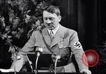 Image of Adolf Hitler Speaking Germany, 1933, second 59 stock footage video 65675031310