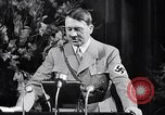 Image of Adolf Hitler Speaking Germany, 1933, second 60 stock footage video 65675031310