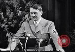 Image of Adolf Hitler Speaking Germany, 1933, second 61 stock footage video 65675031310