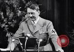 Image of Adolf Hitler Speaking Germany, 1933, second 62 stock footage video 65675031310