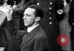 Image of Joseph Goebbels Germany, 1935, second 9 stock footage video 65675031313
