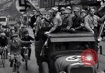 Image of Nazis call for Jewish boycott Berlin Germany, 1933, second 12 stock footage video 65675031316
