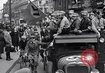 Image of Nazis call for Jewish boycott Berlin Germany, 1933, second 14 stock footage video 65675031316