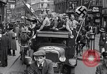 Image of Nazis call for Jewish boycott Berlin Germany, 1933, second 18 stock footage video 65675031316