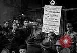 Image of Nazis call for Jewish boycott Berlin Germany, 1933, second 46 stock footage video 65675031316
