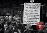 Image of Nazis call for Jewish boycott Berlin Germany, 1933, second 51 stock footage video 65675031316