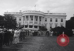Image of Harry S Truman 1948 presidential campaign United States USA, 1948, second 25 stock footage video 65675031322