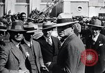 Image of Charles Lindbergh Mexico City Mexico, 1927, second 47 stock footage video 65675031340