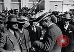 Image of Charles Lindbergh Mexico City Mexico, 1927, second 48 stock footage video 65675031340