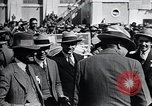 Image of Charles Lindbergh Mexico City Mexico, 1927, second 52 stock footage video 65675031340
