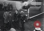 Image of Charles Lindbergh Newark New Jersey USA, 1929, second 14 stock footage video 65675031343