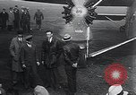 Image of Charles Lindbergh Newark New Jersey USA, 1929, second 15 stock footage video 65675031343