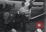 Image of Charles Lindbergh Newark New Jersey USA, 1929, second 16 stock footage video 65675031343