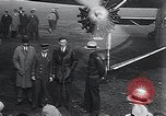Image of Charles Lindbergh Newark New Jersey USA, 1929, second 17 stock footage video 65675031343